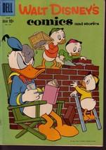 WALT DISNEY'S COMICS & STORIES #225 DONALD DUCK BARKS VG - $14.55