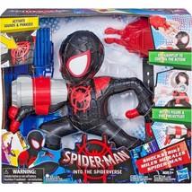 2018 Marvel Spider-Man: Into the Spider-Verse Shockstrike Miles Morales ... - $41.53