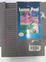 Nintendo NES Lunar Pool - $9.85