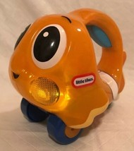 "Little Tikes Clown Fish Nemo Flashlight Sounds Songs Rolls Child Size 5"" - $19.79"
