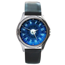 Astrolo Astrological Horoscope Zodiac Watch Leather Wrist Watches New - $12.19