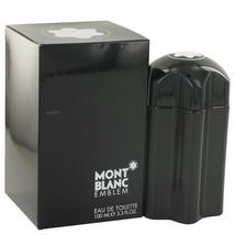 Mont Blanc Montblanc Emblem Cologne 3.3 Oz Eau De Toilette Spray image 1