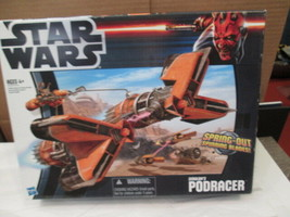 STAR WARS SEBULBA'S PODRACER IN UOPENED BOX SEALED VEHICLE 2012 HASBRO - $30.00