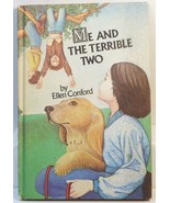 Me and the Terrible Two by Ellen Conford HC 1974 Weekly Reader - $3.50