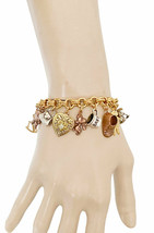 Cute Baby Mother Charms Bracelet By Shelley Cooper Sweet Romance Made In... - $49.40