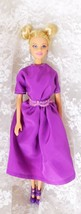 "Mattel 2010 Barbie 11 1/2"" Doll #BCN35H221 - Knees Bend - Original Earri... - $8.59"