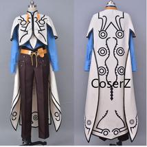 Tales Of Zestiria X Sorey Costume Cosplay Costume - $115.00