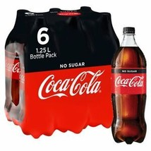 Coke Zero Sugar Pet - 2 Cases----Each Case Is 24 X(250ML) - $59.72