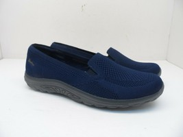 Skechers Women's Reggae Fest - Enjoy Slip On Shoe 49679 Navy Size 11M - $56.99