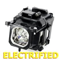Panasonic ET-LAL400 ETLAL400 Lamp In Housing For Projector Model PT-X351Y - $71.89