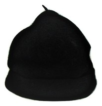 Lamb's Wool Black Cap by Lloyd - $3.50