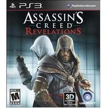 Assassin's Creed: Revelations (Sony PlayStation 3, 2011)M - $5.32