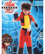Bakugan Halloween Costume Sz Sz 4-6 Small - $24.99