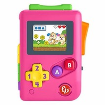Fisher-Price Laugh & Learn Lil' Gamer - Pink Edition ~ Educational Activ... - $14.80