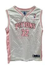 Richard Hamilton #32 Detroit Pistons Reebok AUTHENTICS SEWN Jersey Women... - €11,44 EUR