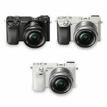 Sony Alpha A6000 Mirrorless Camera 16-50mm Power Zoom Lens Kit WiFi NFC+... - $499.00+
