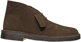 Clarks Originals Desert Boot Men's Brown Suede Chukka 26138229 - $130.00