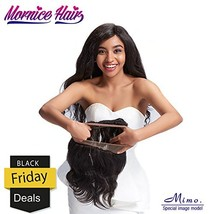 360 Lace Frontal Closure Body Wave, Mornice Hair 10A Full Lace Band Braz... - $92.91