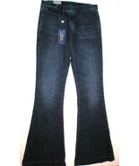 New Womens Ralph Lauren Polo Jeans NWT $198 Flare Tall 31 Tailored Look ... - $79.20