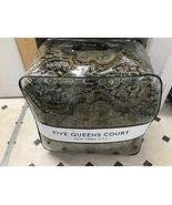 Five Queens Court Palmer King Comforter Set - $220.38