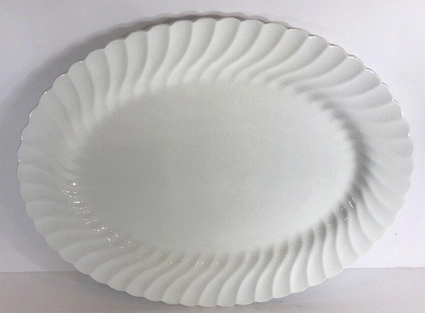 SNOWHITE REGENCY JOHNSON Bros 14  Platter