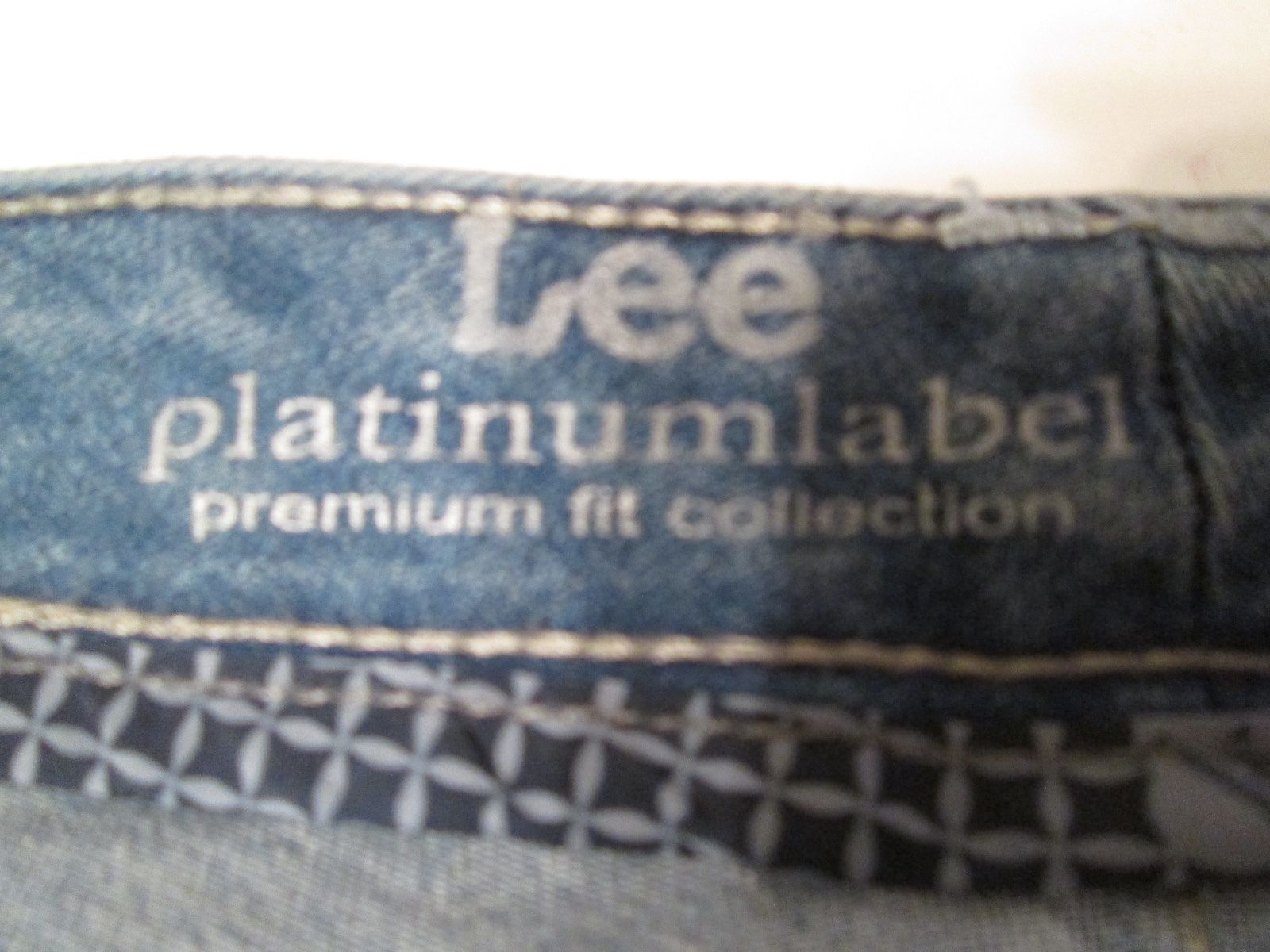 Women's Lee Jeans Size 18 M Boot Cut Stretch # S4