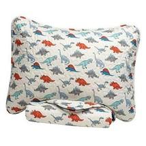 Sweet Home Collection 3 Piece Quilt Set Kids Design Fun Full/Queen Dinosaur - $34.21