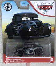 Disney Pixar Cars 2021 New Metal Series - Hot Rod Junior Moon - New - $14.95