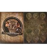 The Hunger Games Folders Katniss Peeta and District 12 Logo - $8.90