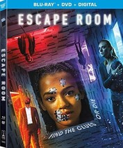 Escape Room [Blu-ray + DVD + Digital, 2019] - $21.95