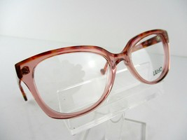 NEW  LIU JO JL 2676 (662) Red / Antique Rose  52 x 16 135 mm Eyeglass Frame - $42.04