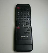 Hitachi VT-RM665A TV VCR Remote Control for VTFX665AC VTFX695A VTFX965A ... - $15.98