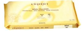 Callebaut White Chocolate W2 -11Lbs - $142.49
