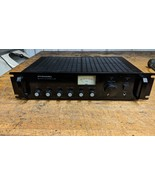 Pyramid PA305 300 Watt PA Amplifier 70V Output & Mic Talk Over - $123.75