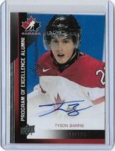 2013 Upper Deck Team Canada Poe Autograph Tyson Barrie #221S 104/175(C14) - $17.07