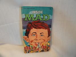 Inside Mad Paperback Book 1970 Ballantine 01565 - $2.49