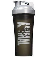 Universal Nutrition Animal Shaker Cup, Silver - $4.59