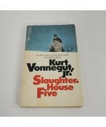 Kurt Vonnegut Jr. SLAUGHTERHOUSE FIVE 1973  paperback book - $9.90