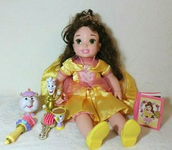 """My First Disney Princess Singing & Storytelling Belle Doll 20"""" With Accessories - $65.33"""