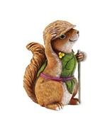 Department 56 Garden Guardians Chester the Chipmunk w Walnut Helmet Twig... - $39.99
