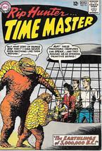 Rip Hunter..Time Master Comic Book #15, DC Comics 1963 FINE - $26.04