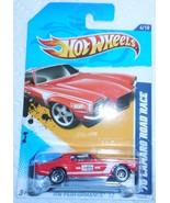 "Hot Wheels 2012 HW Performance ""70 Camaro"" (RED) #144/247 Mint On Sealed... - £2.86 GBP"
