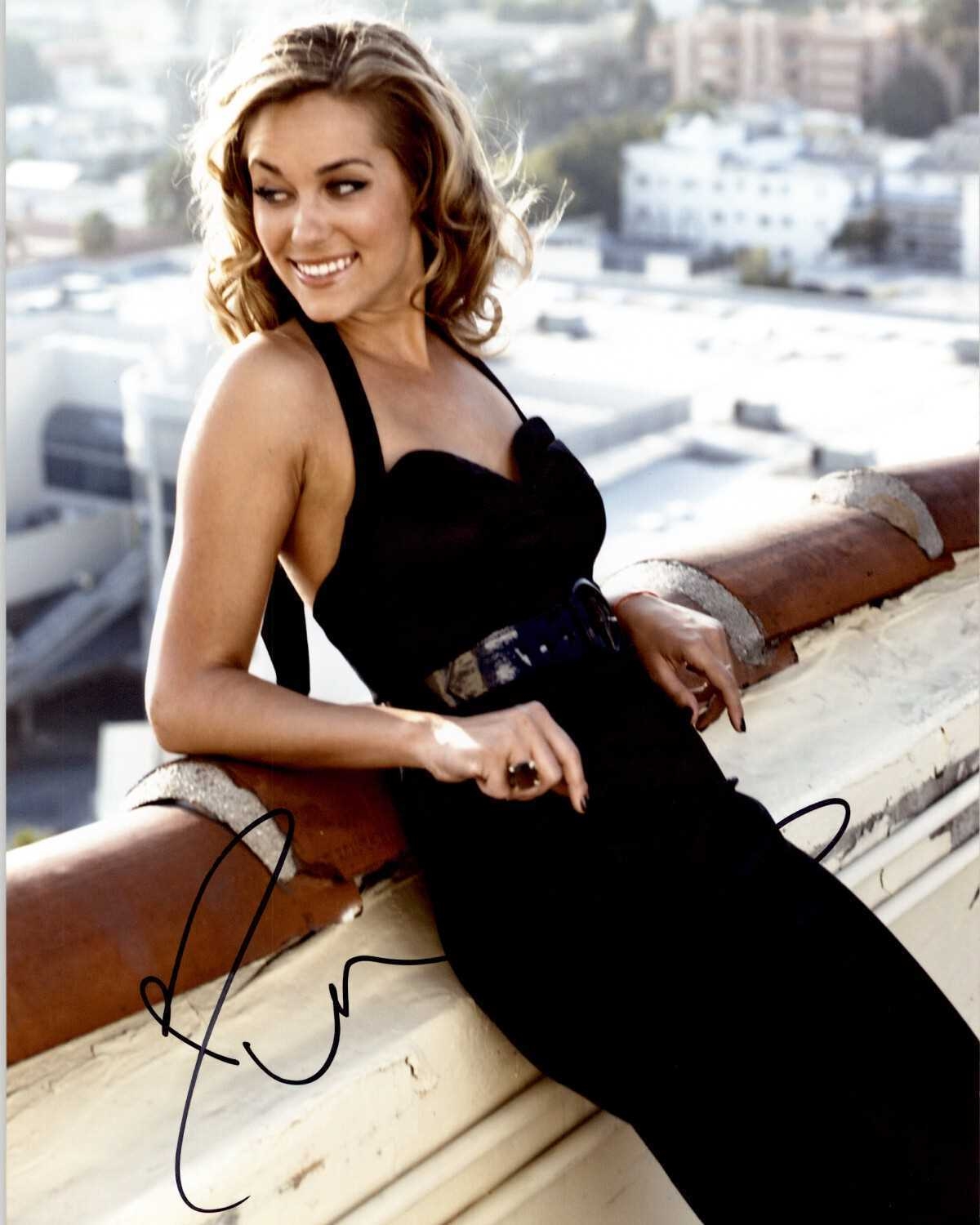Primary image for Lauren Conrad Signed Autographed Glossy 8x10 Photo