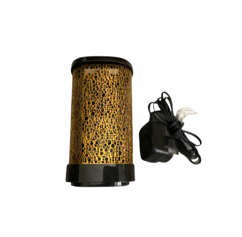 Diptyque Hanging Electric Scent Diffuser Gold Black Home