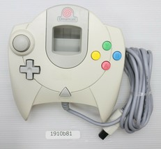 Dreamcast Controller White Sega working HKT-7700 Japan 1910b081 - $17.95