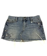 Abercrombie Women's Blue Jean Skirt 2 - $19.79