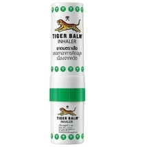 Tiger Balm 2 in 1 Nasal Inhaler & Oil, Eucalyptus Menthol Relief  Congestion - $7.45