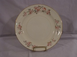 Homer Laughlin Eggshell Nautilus Apple Blossom Dinner Plate - $9.00