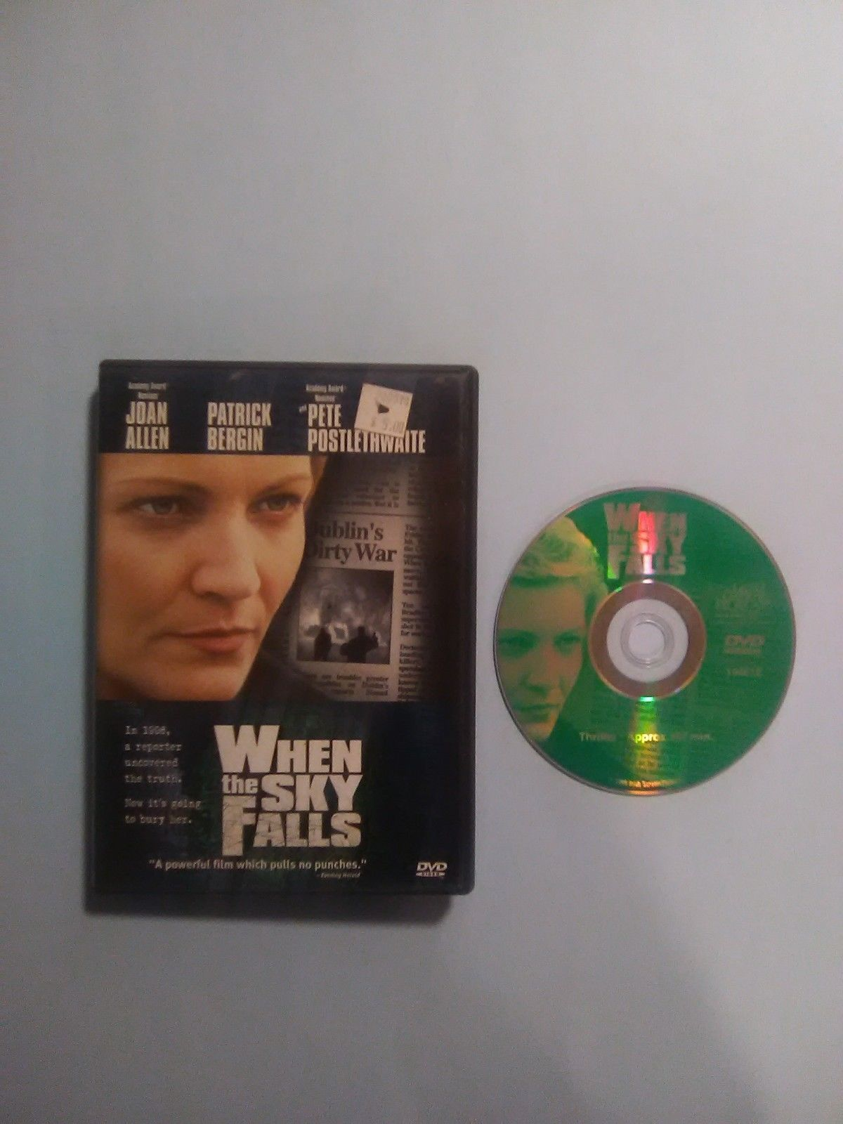 When the Sky Falls (DVD, 2001, Widescreen)