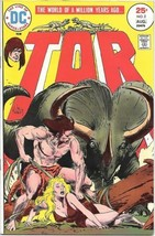 Tor Comic Book #2 Dc Comics 1975 FINE+/VERY FINE- - $4.50